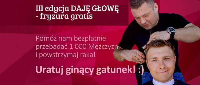 Zyskaj gratis super fryzurę i pomagaj!  Przyjdź 12 czerwca od 13.00 do 20.00 do Parku Południowego we Wrocławiu  i obetnij włosy na szczytny cel!